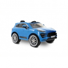KIKKA BOO Акумулаторна кола Porsche Macan turbo 6v suv , 6v, rc, blue