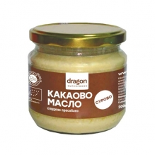 DRAGON SUPERFOODS Био Какаово Масло 300мл.