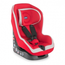 CHICCO Стол за кола Go One (9-18кг) Red