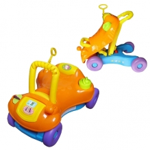 PLAYSKOOL Проходилка 2 в 1 Step Start Walk'n Ride