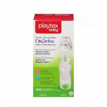 PLAYTEX Пликчета Drop-Ins 236 -300 ml - 100 броя